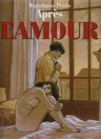 Couverture de l'album Après l'amour (One-shot)