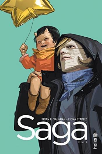 Couverture de l'album Saga - 4. Tome 4