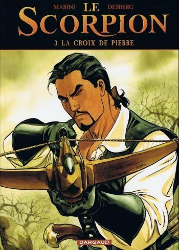 Couverture de l'album Le Scorpion - 3. La Croix de Pierre