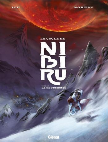 Couverture de l'album Le Cycle de Nibiru - 2. La Fin d'un monde