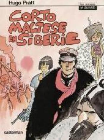 Couverture de l'album Corto Maltese - 4. Corto Maltesse en Sibérie