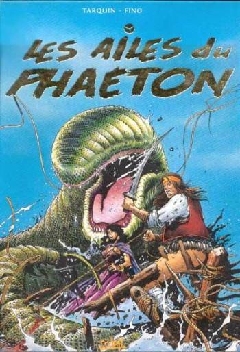 Couverture de l'album Les Ailes du Phaéton - INT. Premier cycle