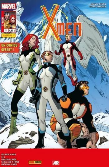 Couverture de l'album X-Men (V4) - 11. A la recherche de Diablo