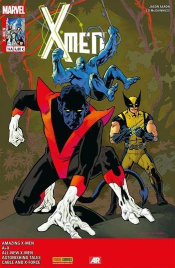 Couverture de l'album X-Men (V4) - 14. Vendetta
