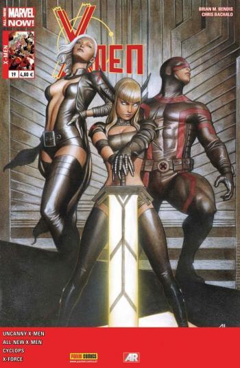 Couverture de l'album X-Men (V4) - 19. Un de moins