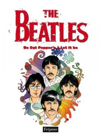 Couverture de l'album The Beatles - 3. De Sgt. Peper's à Let It Be