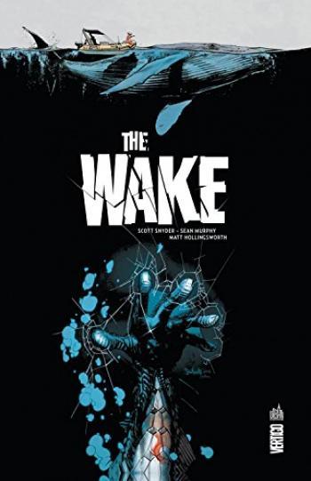 Couverture de l'album The Wake (One-shot)