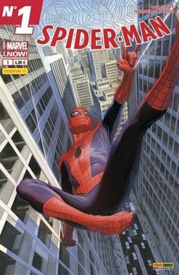 Couverture de l'album Spider-Man (V5) - 1. Une chance d'être en vie