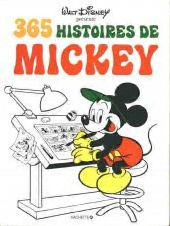 Couverture de l'album 365 histoires de Mickey (One-shot)