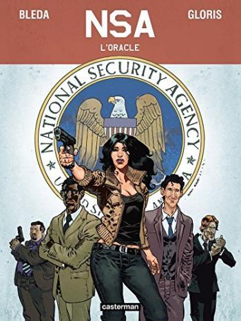 Couverture de l'album NSA - 1. L'Oracle