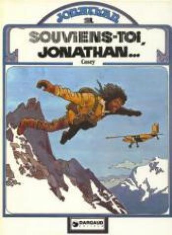 Couverture de l'album Jonathan - 1. Souviens-toi Jonathan