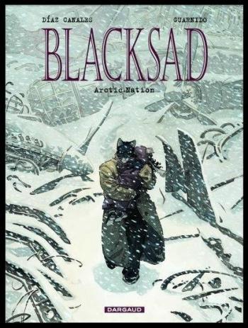 Couverture de l'album Blacksad - 2. Arctic-Nation