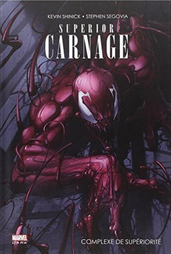 Couverture de l'album Superior carnage : Complexe de supériorité (One-shot)