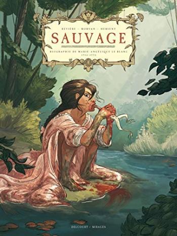 Couverture de l'album Sauvage (Delcourt) (One-shot)