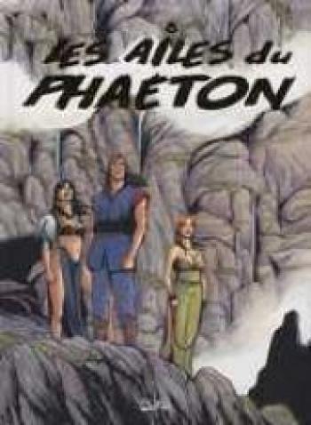Couverture de l'album Les Ailes du Phaéton - INT. Les Ailes du Phaeton, tomes 4 à 6