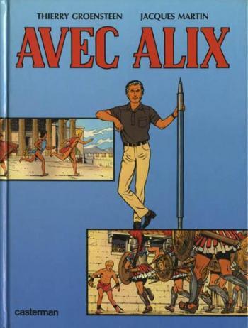 Couverture de l'album Alix - HS. Avec Alix