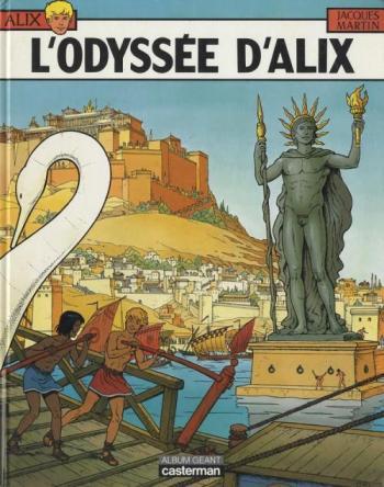 Couverture de l'album L'Odyssée d'Alix - HS. L'Odyssée d'Alix