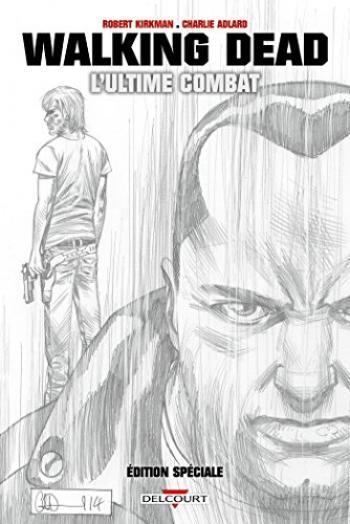Couverture de l'album Walking Dead - HS. L'Ultime Combat