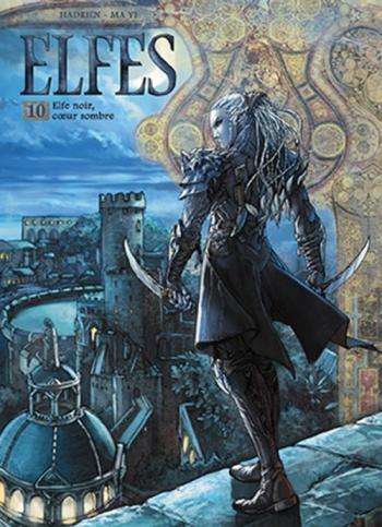 Couverture de l'album Elfes - 10. Elfe noir, cœur sombre