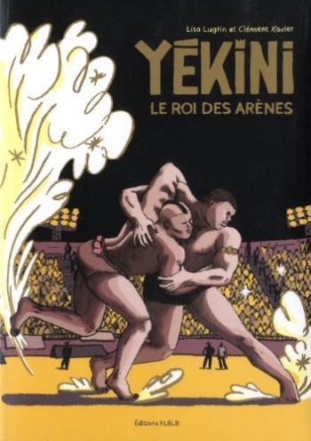 Couverture de l'album Yekini le roi des arènes (One-shot)