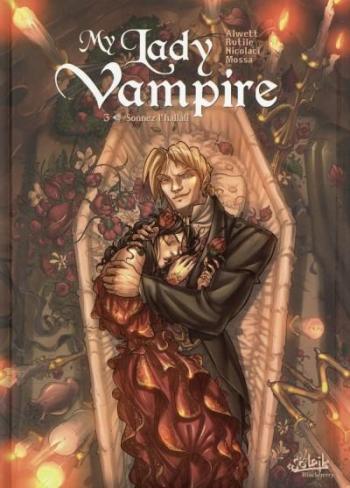 Couverture de l'album My Lady vampire - 3. Sonnez l'hallali