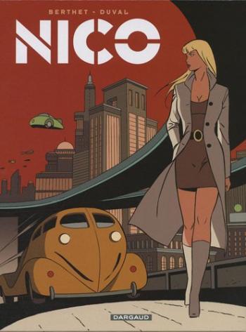 Couverture de l'album Nico - COF. Nico, tomes 1 à 3