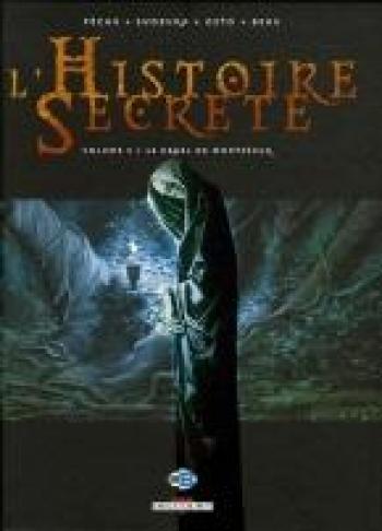 Couverture de l'album L'Histoire secrète - 3. Le Graal de Montségur