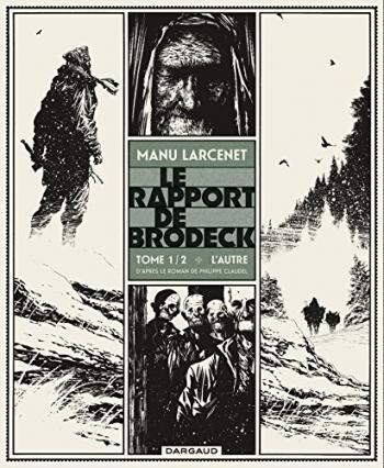 Couverture de l'album Le Rapport de Brodeck - 1. L'Autre