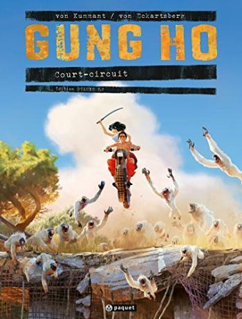 Couverture de l'album Gung Ho - 4. Court-circuit 2-2