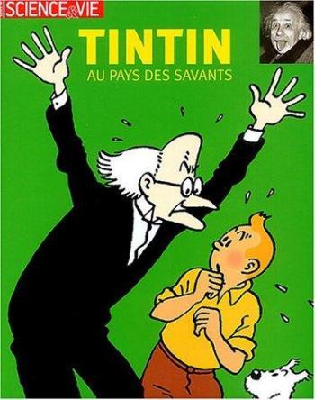 Couverture de l'album Tintin (Divers et HS) - HS. Tintin au pays des savants
