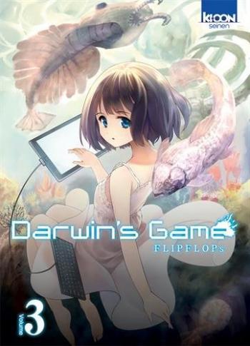 Couverture de l'album Darwin's Game - 3. Tome 3