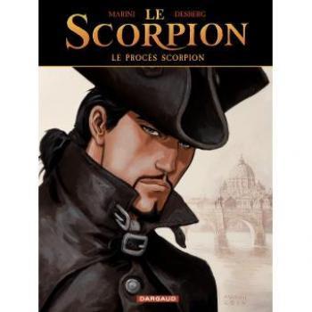 Couverture de l'album Le Scorpion - HS. Le Procès Scorpion