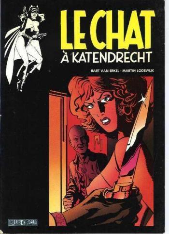 Couverture de l'album Le chat à Katendrecht (One-shot)