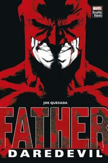 Couverture de l'album Daredevil - Father (One-shot)