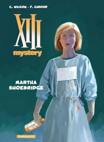 Couverture de l'album XIII Mystery - 8. Martha Shoebridge