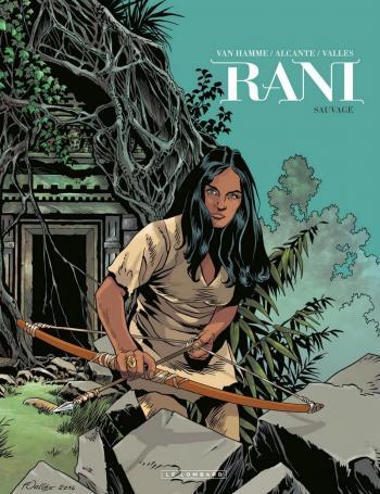 Couverture de l'album Rani - 5. Sauvage