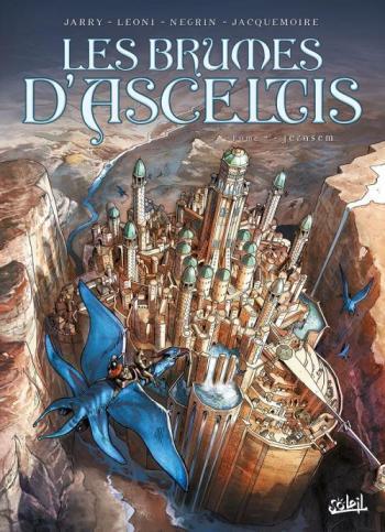 Couverture de l'album Les Brumes d'Asceltis - 7. Jérasem