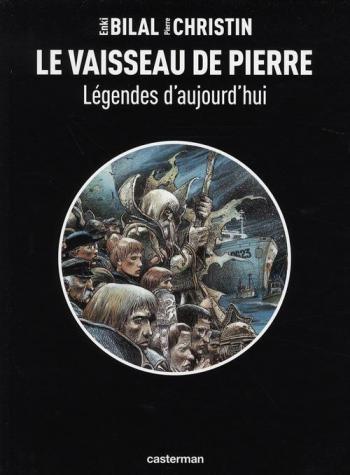Couverture de l'album Légendes d'aujourd'hui - 2. Le vaisseau de pierre