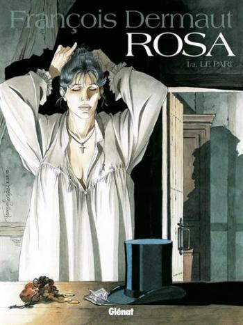Couverture de l'album Rosa - 1. Le Pari
