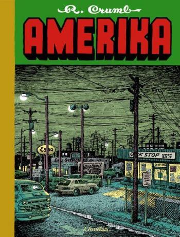 Couverture de l'album Amerika (One-shot)