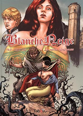 Couverture de l'album Blanche Neige (Trif) - 1. La Reine vénéneuse