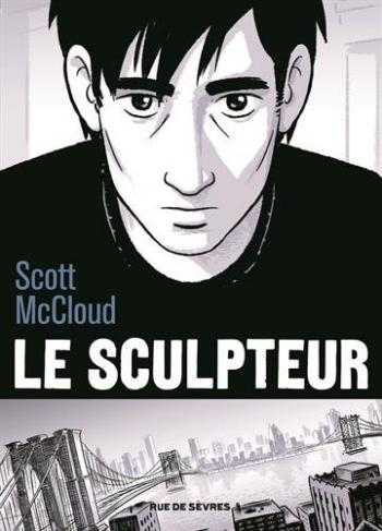 Couverture de l'album Le Sculpteur (One-shot)
