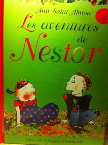 Couverture de l'album Les aventures de Nestor - 1. Les aventures de Nestor