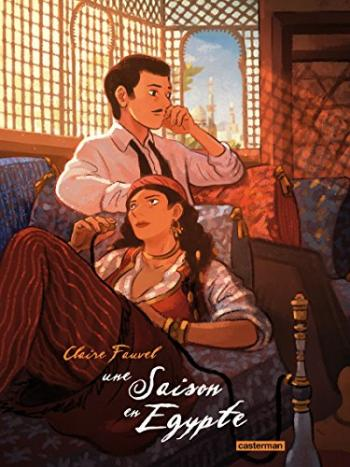 Couverture de l'album Une saison en Egypte (One-shot)