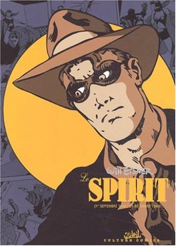 Couverture de l'album Le Spirit (Intégrale) - 2. 1er septembre 1940 / 29 décembre 1940