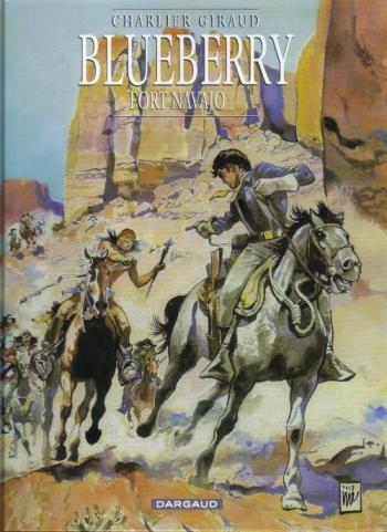 Couverture de l'album Blueberry - 1. Fort Navajo