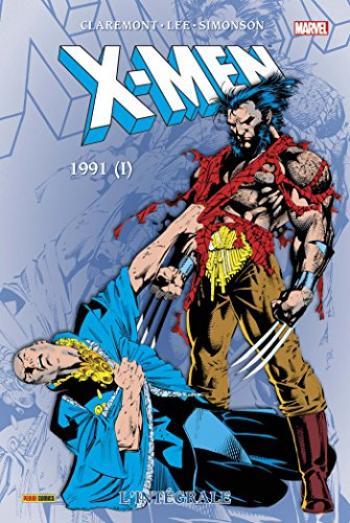 Couverture de l'album X-Men - L'Intégrale - 28. 1991 (I)