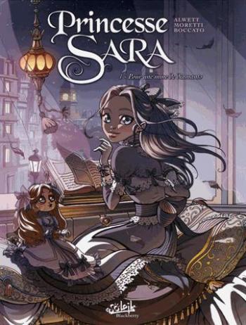 Couverture de l'album Princesse Sara - 1. Pour une mine de diamant