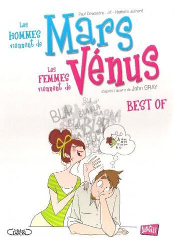 Couverture de l'album Mars et Vénus - HS. Best of
