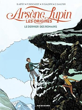 Couverture de l'album Arsène Lupin - Les Origines - 2. Le Dernier des Romains